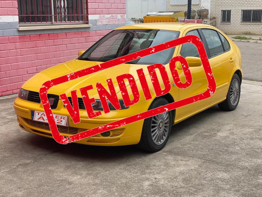 Venta Seat leon fr 1.8 turbo en toledo1