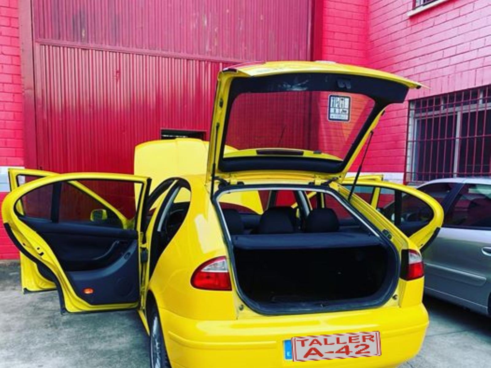 Venta Seat leon fr 1.8 turbo toledo