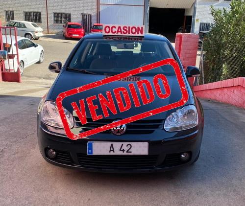 Volkswagen Golf segunda mano toledo-frente-vendido